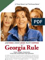 Georgia Rule Quotes