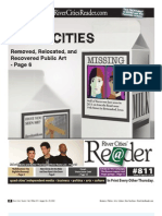 River Cities' Reader - Issue 811 - August - 16 - 29