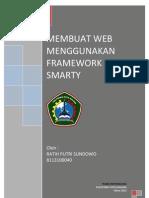 Makalah Membuat Web Dengan Smarty Framework
