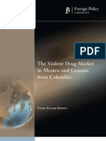 (ENG-Paper 2009 Brookings 03 Mexico Drug Market Felbabbrown