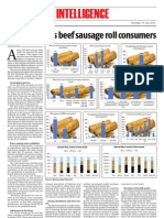 Meet Nigeria's Beef Sausage Roll consumers