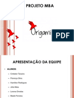 Apresentacao Origami