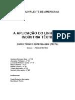 A aplicação do Linho na Indústria Têxtil