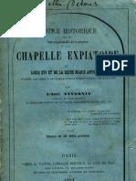 Abbé-Savornin-La-Chapelle-Expiatoire-Les-Derniers-Jours-de-Louis-XVI-et-de-La-Reine-Marie-Antoinette-Paris-1864