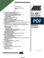 ATMEGA 16 Manual Utilizare
