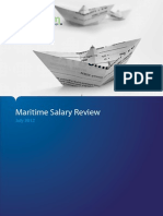 2012 Maritime Salary Review