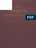 1942 Yearbook of Jehovahs Witnesses