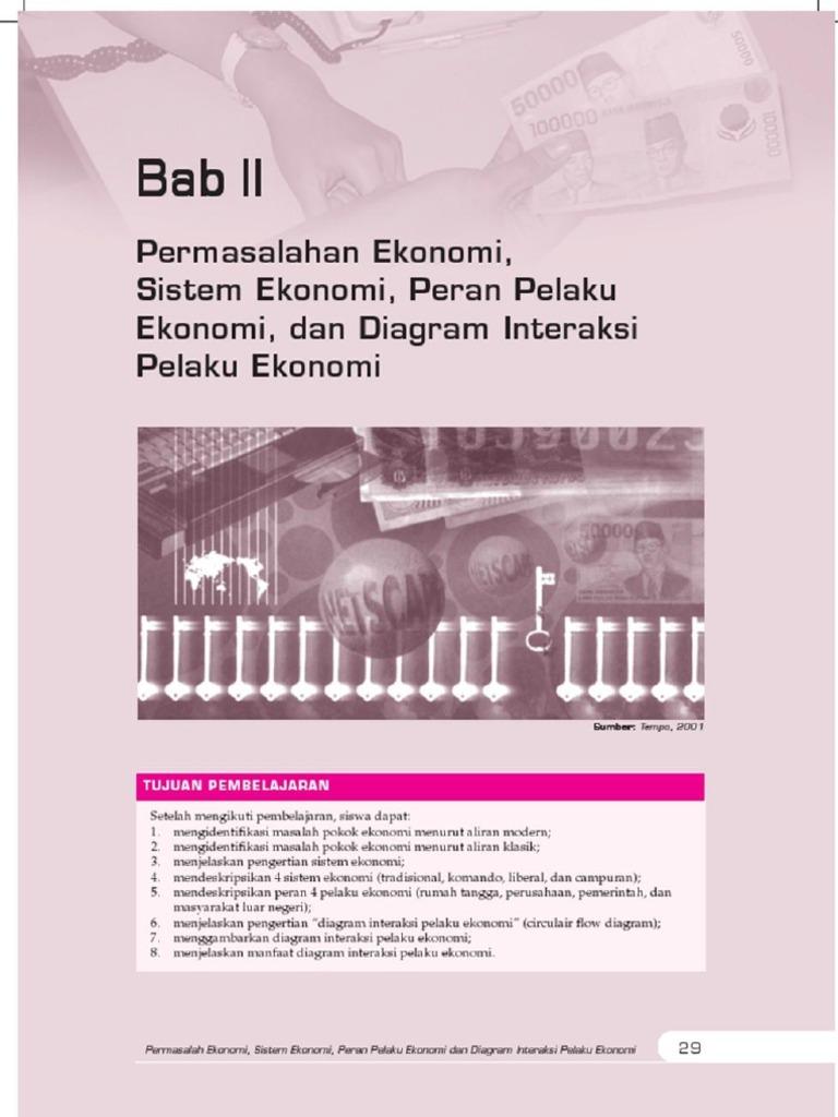 2 permasalahan ekonomi sistem ekonomi peran pelaku ekonomi dan permasalahan ekonomi sistem ekonomi peran pelaku ekonomi dan diagram interaksi pelaku ekonomi ccuart Gallery