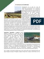 El Comercio en Guatemala Olga Rosales Sente