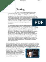 Gasket Seating