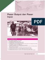 6. Pasar Output Dan Pasar Input