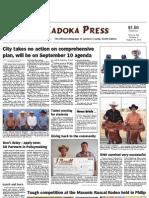 Kadoka Press, Thursday, August 16, 2012