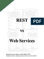 Rest v.S. Servicios Web (SOAP)