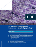 Introduction-Neurons, Brains, Biological Psychology, Chapter 1