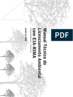 Sistemas Brasileiros de Licenciamento Ambiental(EIA, RIMA)