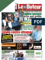 LE BUTEUR PDF du 16/08/2012