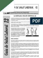 La Espalda-2- Dolor Cervical