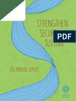 Water Partnership Program (WPP) 2011 Annual Report