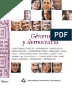 Colección Matices. 1. Género y Democracia