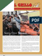 """Boletín """"El Grillo"""""""