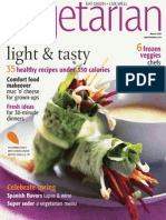 Vegetarian Times (March 2010)