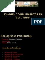 Exames Complementares Em CTBMF