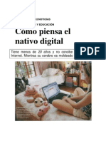 Nativo Digital Revista Noticia 21 Julio 2012