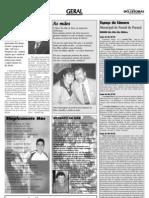 Jornal DoLitoral Paranaense - Edição 02 - pág. 08 - maio 2004