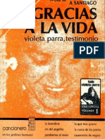 Revista La Bicicleta Especial Violeta Parra 1