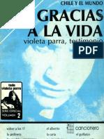 Revista La Bicicleta Especial Violeta Parra 2