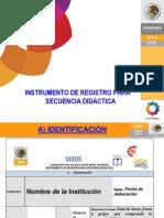 V. Guía para la elaboración de secuencias didácticas(1)