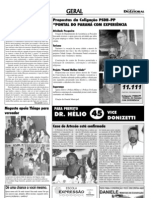 Jornal DoLitoral Paranaense - Edição 07 - pág. 04 - agosto 2004