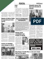 Jornal DoLitoral Paranaense - Edição 07 - pág. 10 - agosto 2004