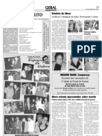 Jornal DoLitoral Paranaense - Edição 07 - pág. 11 - agosto 2004