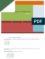 Ejer-Areas y volumenes I