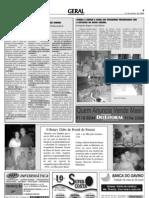 Jornal DoLitoral Paranaense - Edição 17 - pág. 03 - janeiro 2005