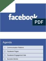 facebook tanıtımı slayt