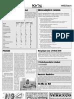 Jornal DoLitoral Paranaense - Edição 18 - pág. 10 - fevereiro 2005