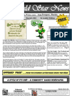 The Emerald Star News March 8, 2012