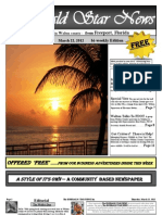 The Emerald Star News March 22,2012 Edition