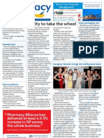 Pharmacy Daily for Thu 16 Aug 2012 - Quilty appointment, Plain packaging, GSK sells to Aspen, Pseudo bust and much more...