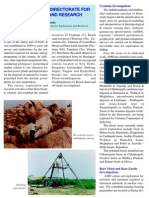 Atomic Minerals Division Uranium Mining