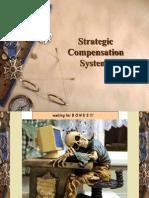 Strategic Compensation Sytem 2003