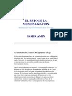 Amin Samir - El Reto de La Mundializacion