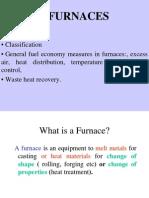 Furnaces in power boiler