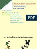 Diapos de Ecologia