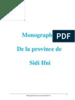 Monographie Sidi Ifni