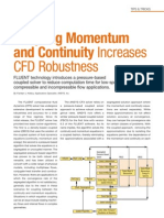 Coupled Scheme CFD