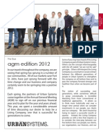 The Que - AGM Edition 2012