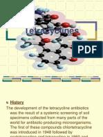 Tetracycline s